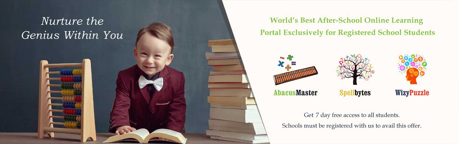 abacus education in all primary secondary kindergarten schools to improve skills of students